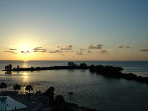 sunset coast gulf florida hudson hudsonfl