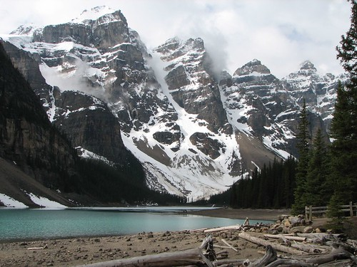 Banff National Park, Moraine Lake, AB