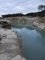 Spillway Pond