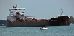 vehicle, ship, sea, ocean, roll-on/roll-off, bulk carrier, channel, cargo ship, watercraft, oil tanker,