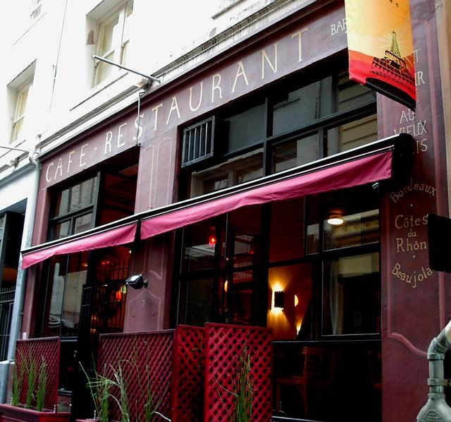 Cafe Claude San Francisco Review