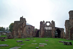 Elgin Cathedral - 03