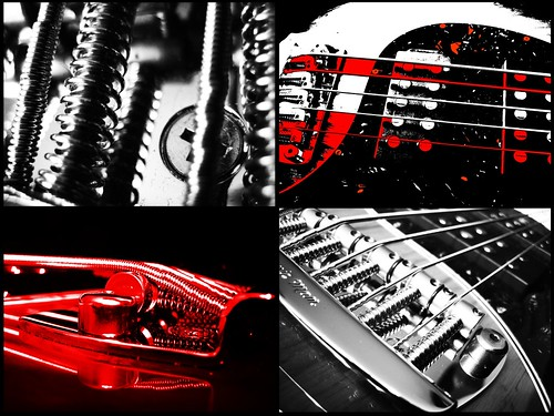 bridge collage canon neck bass guitar stingray gimp pickup double powershot sd400 tricolor string strings hh mm nut fret bassguitar musicman pickups humbucker ernieball kolaj interestingness329 i500 stingray5