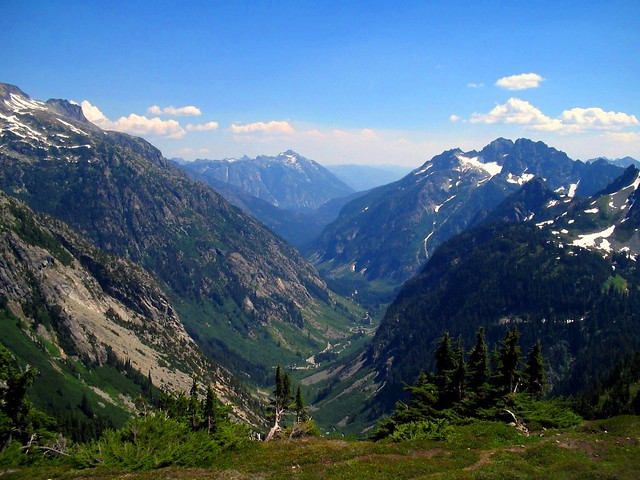 The Cascade Mountains July 23rd | Flickr - Photo Sharing!