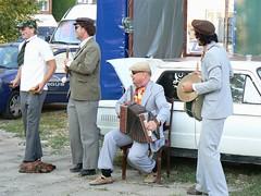 Gatvės muzikantai   Street musicians