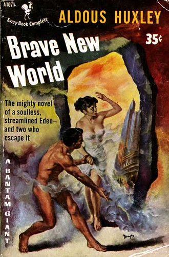 an introduction to the literature by aldous huxley Designing a brave new world: eugenics, politics, and fiction joanne woiak abstract: aldous huxley composed brave new worldin the context of the depression.