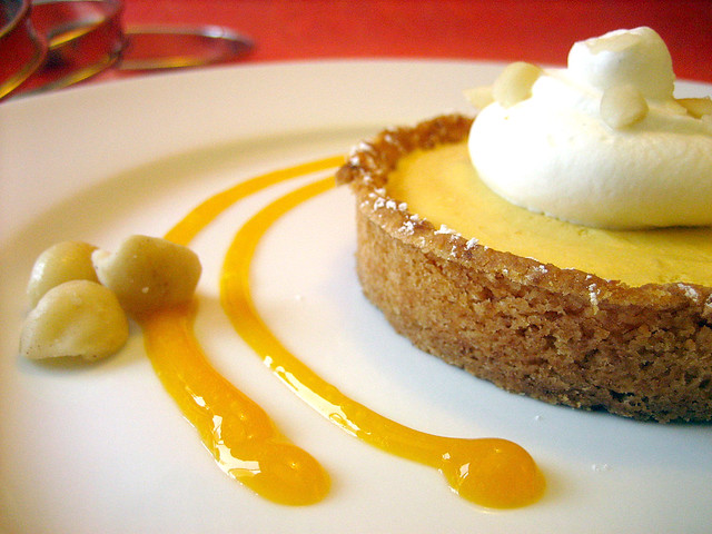 Mango Mousse Tart with, Canon IXY DIGITAL 60