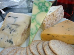 fromages anglais