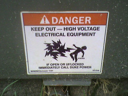 When Electricity Goes Bad