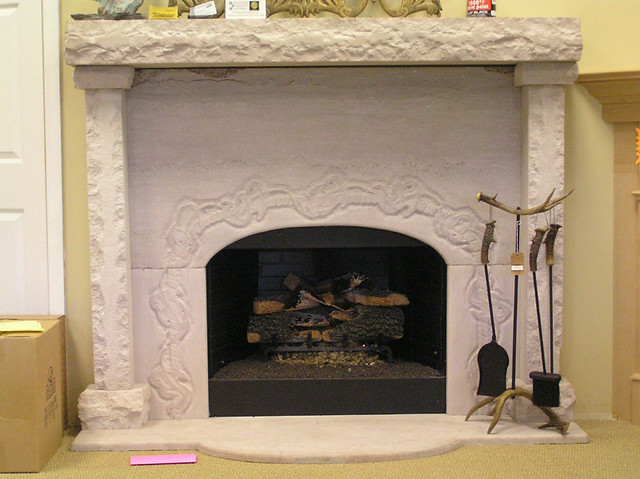 tennessee pink marble fireplace flickr photo