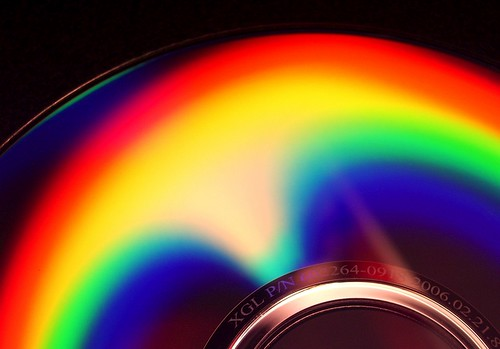 Rainbow on cd