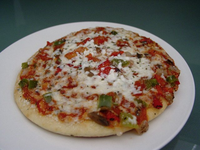 Lean cuisine pizza pie flickr photo sharing for Are lean cuisine pizzas healthy