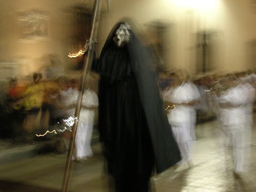 Death in the Streets of Merida - Day of the Dead 2003