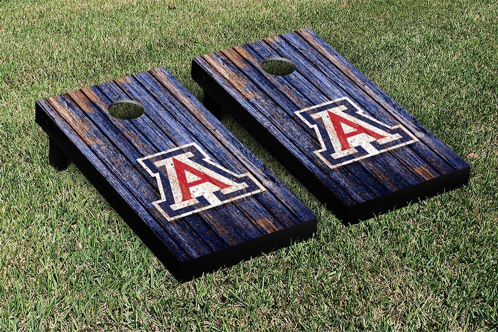 Arizona Wildcats Weathered Version