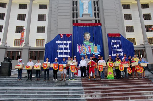 Đại hội giới trẻ 2015 tại GP Thái Bình