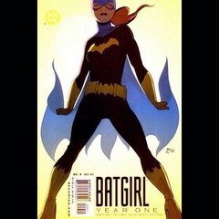 #BatGirl, seeming a bit like Marilyn. #comics