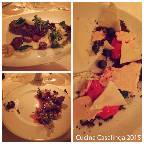 Goldener Berg erstes Abendessen Teil 1