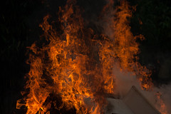 La puissance du feu - Photo of Moutier-Malcard