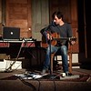 Gareth Dickson on #guitar echoes in the night...