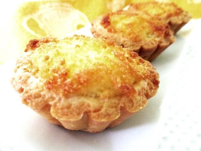 Aroma Bakery coconut tarts 1
