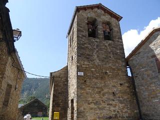 Iglesia parroquial dedicada a San Miguel Arcángel