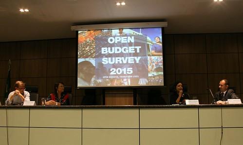 Divulgação Oficial do Ranking Mundial de Transparência Orçamentária