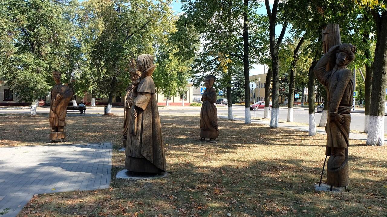 Ружаны, Беларусь