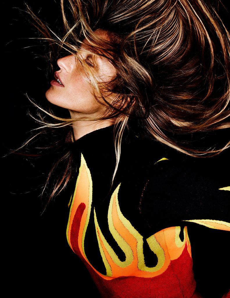 Жизель Бюндхен — Фотосессия для «Vogue» FR 2015 – 8