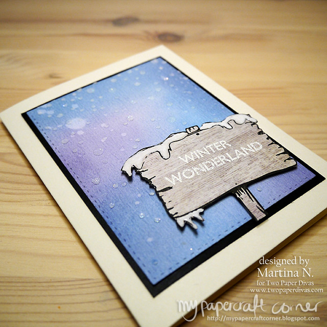 Winter card #374