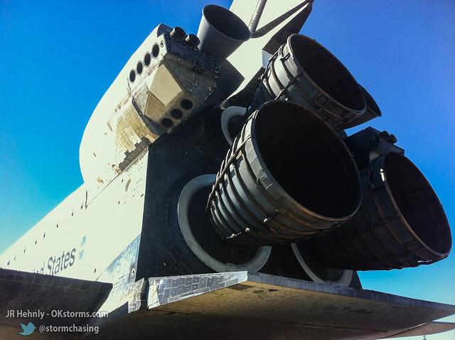 Fri, 11/02/2012 - 12:07 - Space Shuttle Atlantis - November 02, 2012 12:07:21 PM - , (28.5137,-80.6742)