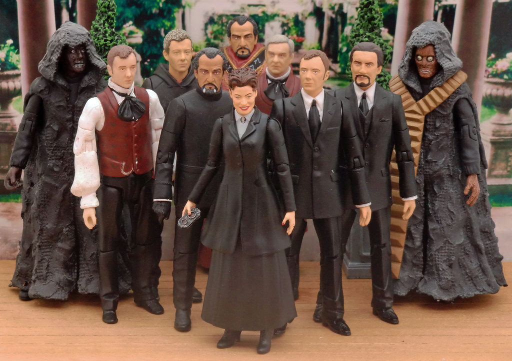 Doctor Who 5 5 Action Figure Missy Uk Packaging Exclusive