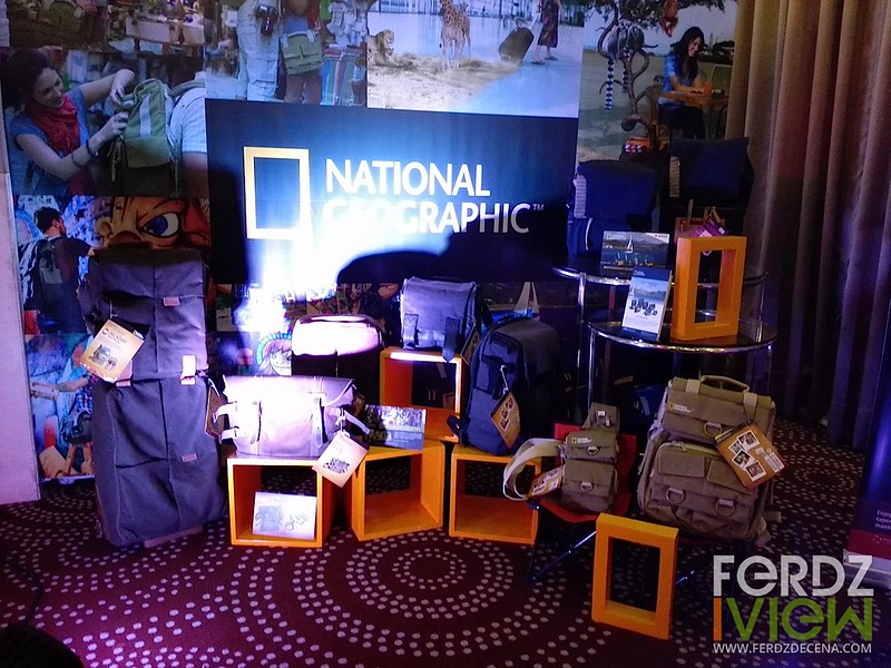 National Geographic Bags series collection