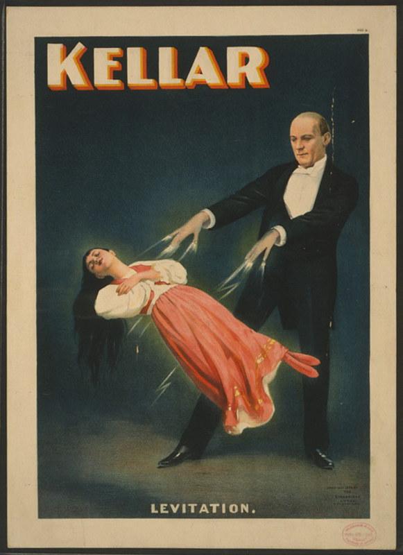 kellar-levitation