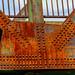 Bridge above the Blackstone River by jeffcutler