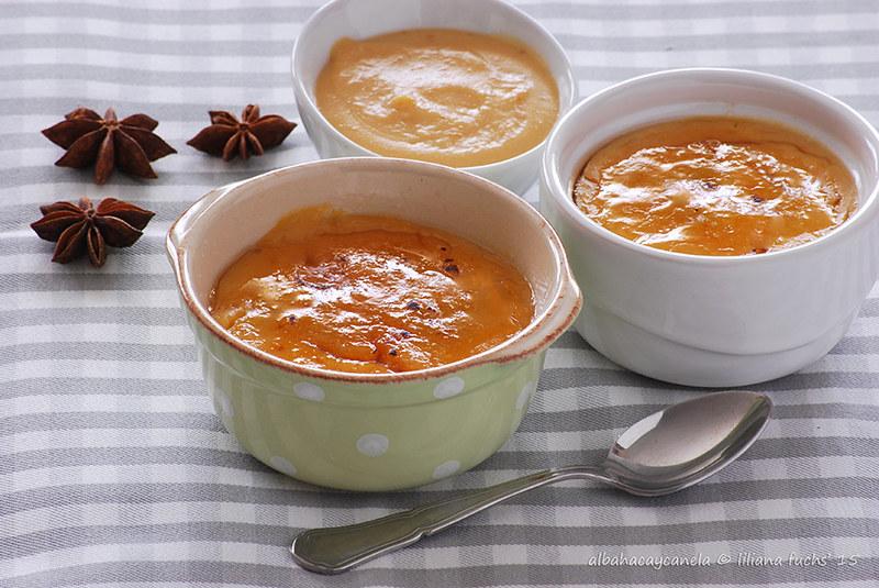 Pumpkin cème brûlée
