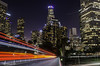 Downtown Los Angeles by tom ueda