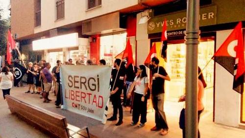 Apoyando a Sergi Hernández en Jaén
