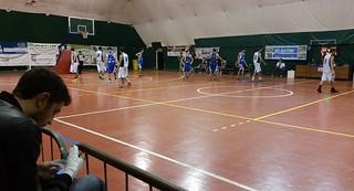 Rutigliano-Olympia Rutigliano sconfitta tra le mura amiche-Foto pagina Polisportiva Olympia Club