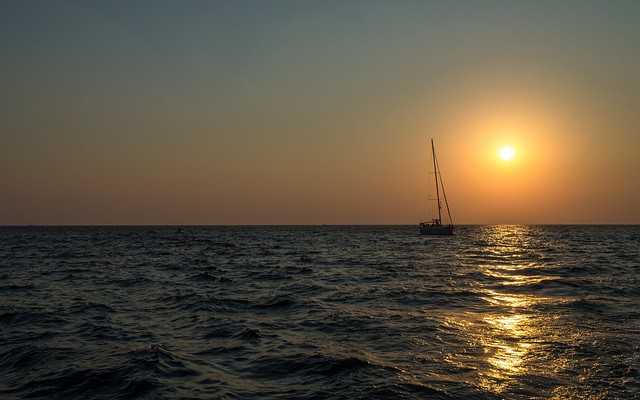 Adriatic Sea (40) - sunset