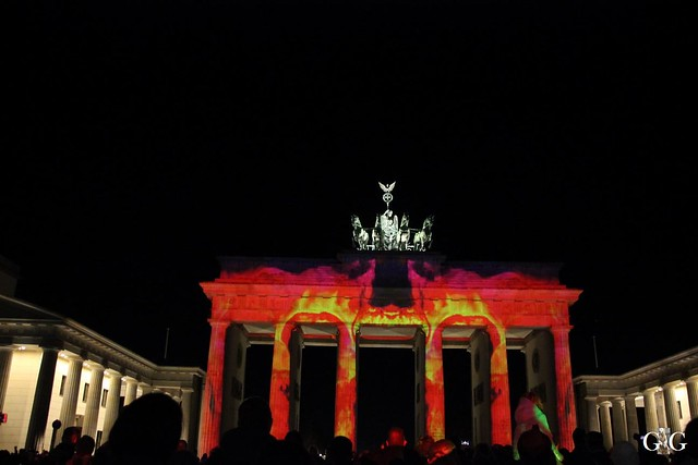 Festival of Light Berlin 10.10.201512