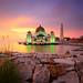 Masjid Selat Melaka by KembaraAlam