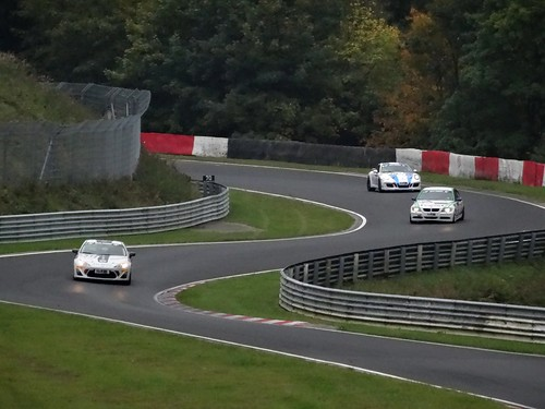 17th October: VLN touring car racing