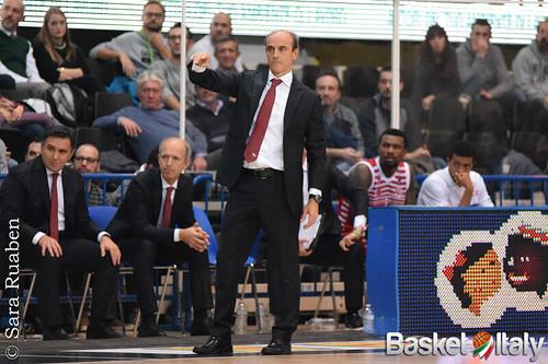 Coach Riccardo Paolini (Pesaro)
