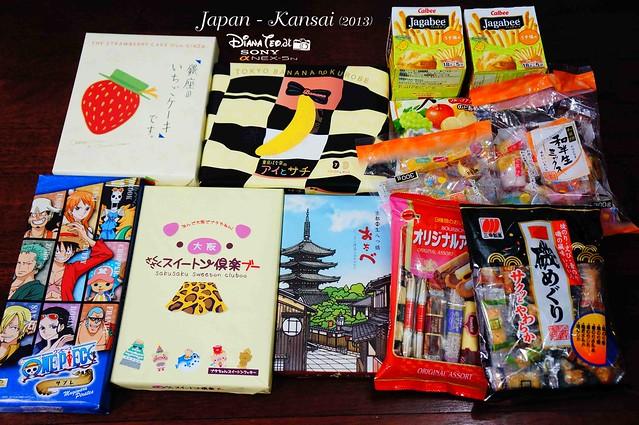 Japan Kansai (2013) - Haul 04