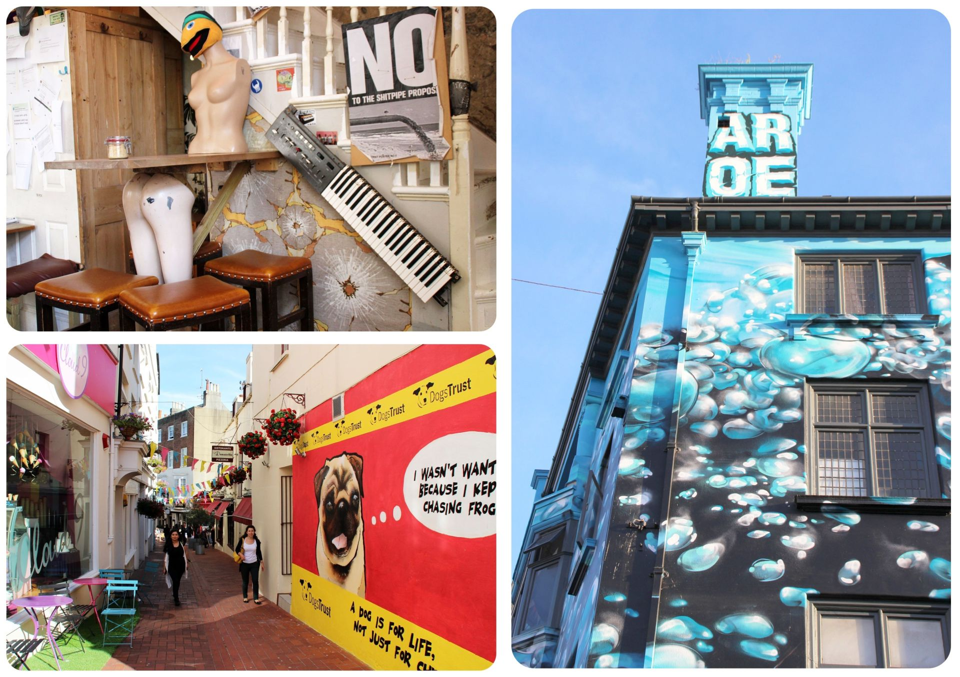 Quirky Brighton