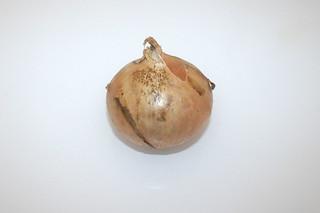 06 - Zutat Gemüsezwiebel / Ingredient onion