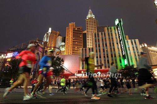 2015 Las Vegas Rock n Roll Marathon