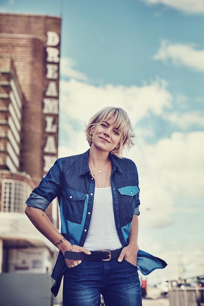 Лили Аллен — Фотосессия для «Vero Moda» Осень 2015 – 14