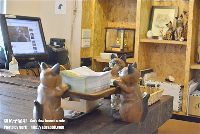 22522536615 2dbabe2e0e z - [台中]貓爪子咖啡--早午餐豐盛,店內有四隻貓兒超可愛!@北區 大德街 中國醫