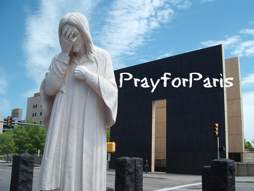Jesus Wept - Pray for Paris